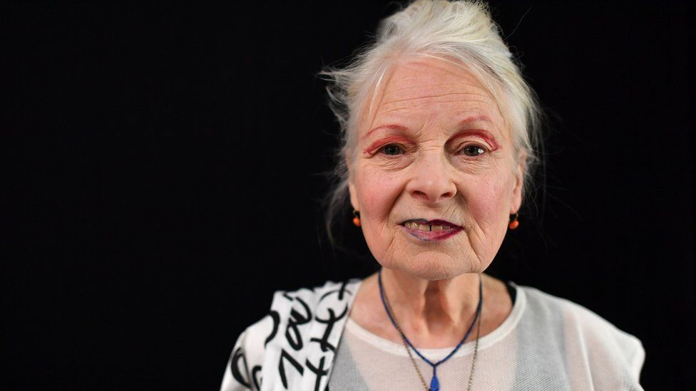 huge selection of d5471 2f7b8 Vivienne Westwood gives her advice on new designers and ...