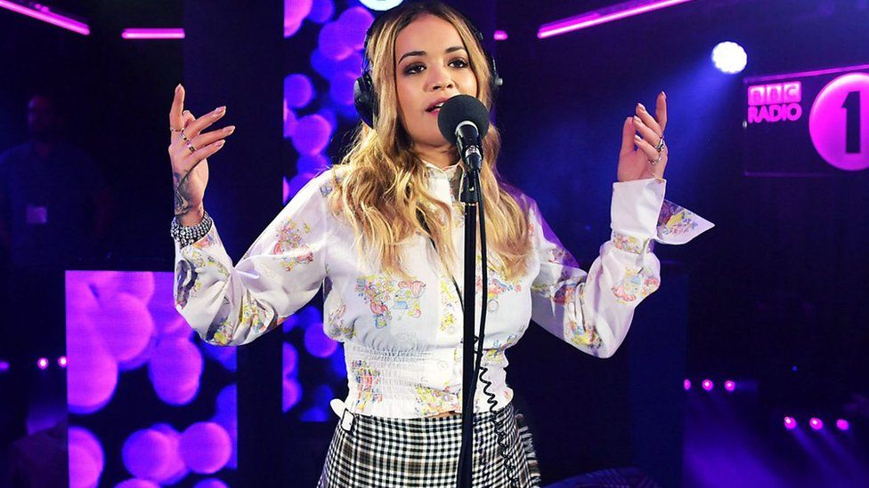 Rita Ora set to host the MTV EMAs