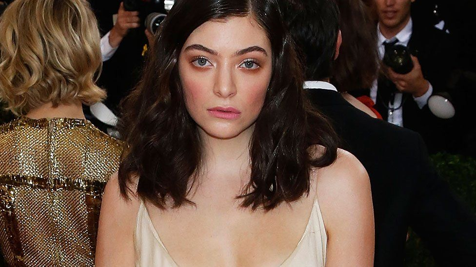 Lorde has finished writing her new album