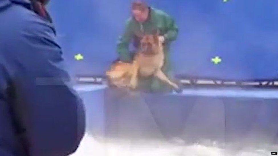 Screengrab from TMZ video