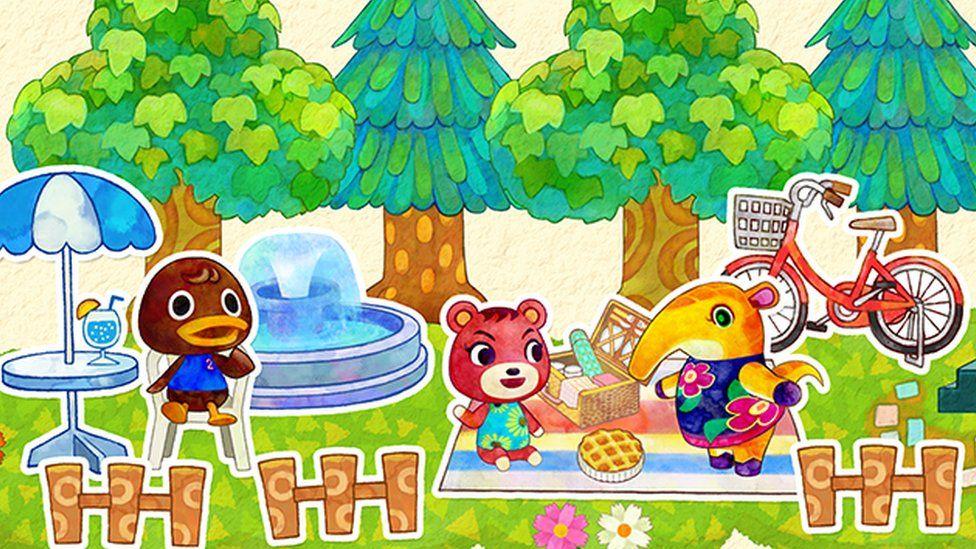 Animal Crossing characters