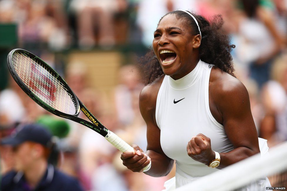 There Should Be Equal Pay For Black Women – Serena Williams Agitates