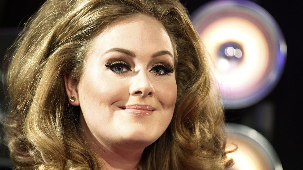 c4825991595 Adele teases new track and fans are very emotional - BBC Newsbeat
