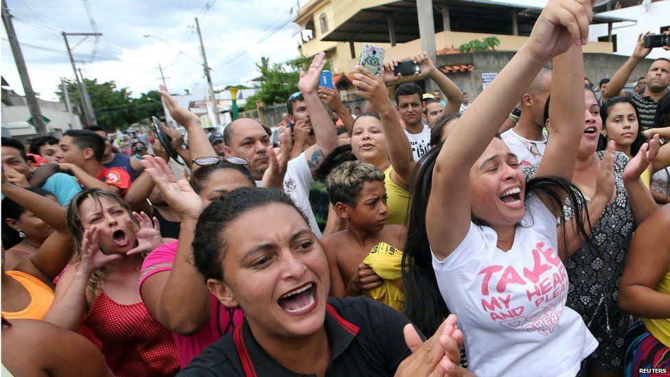 Around 3.8 million live in Espirito Santo