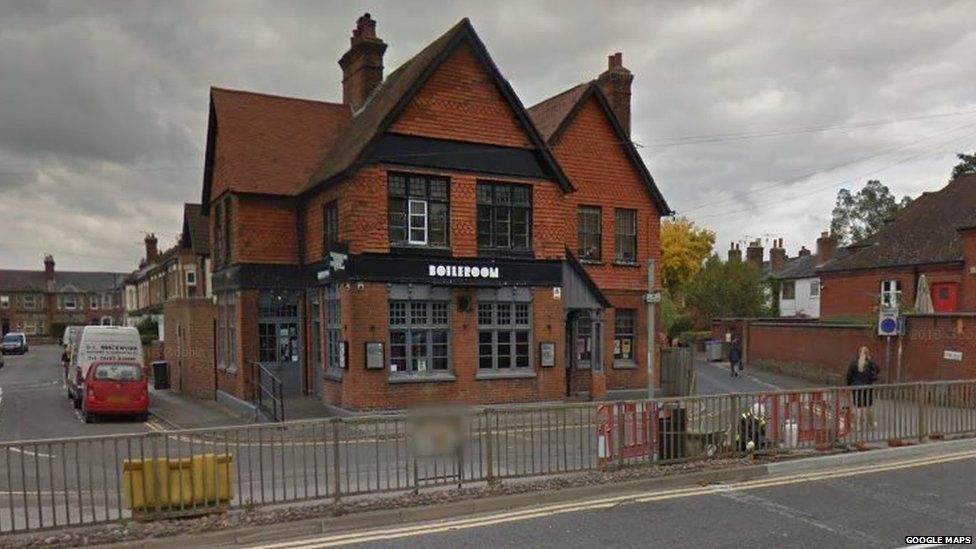 The Boiler Room in Guildford was one of the places You Me At Six used to play in