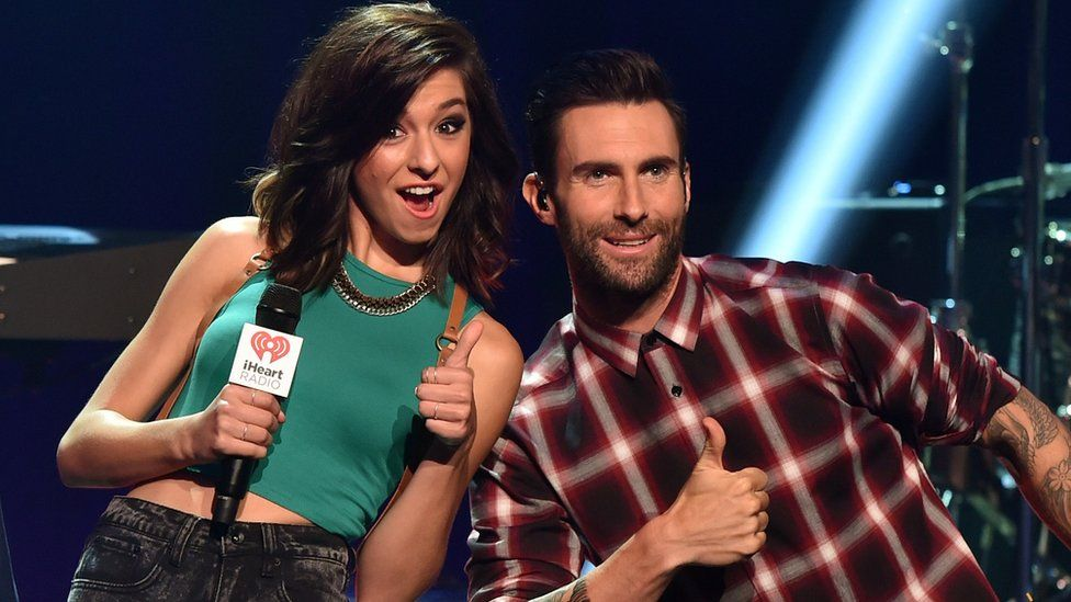 Maroon 5 singer adam levine offers to pay for christina grimmies maroon 5 singer adam levine offers to pay for christina grimmies funeral m4hsunfo