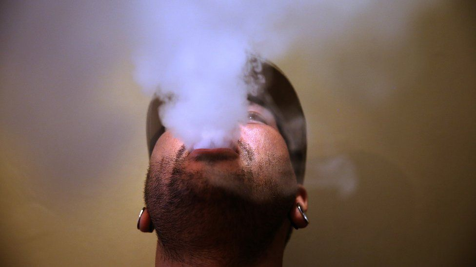 A New Study Finds, Vaping Among Teens May Lead To Smoking