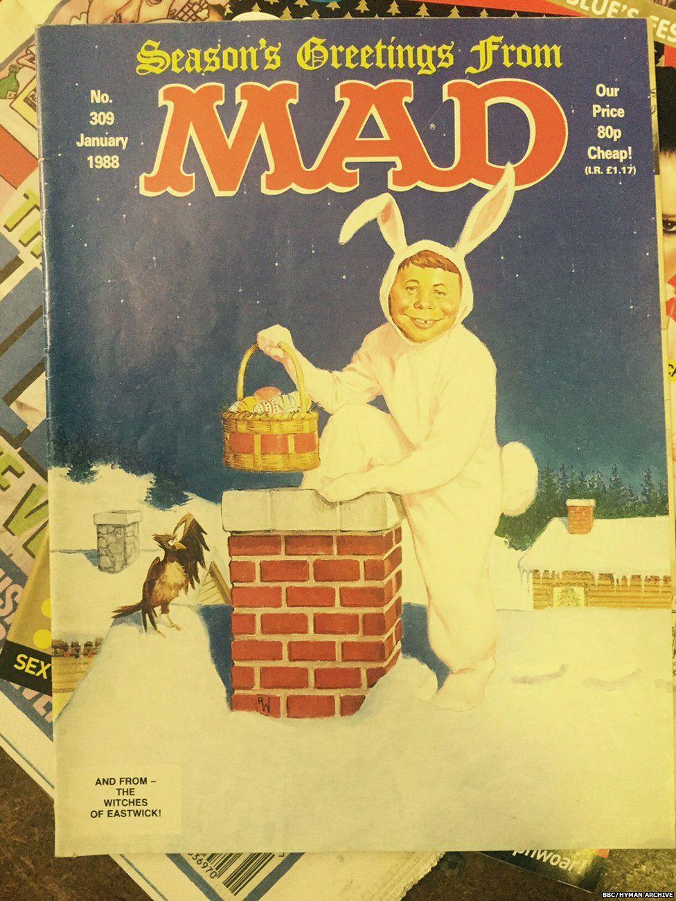 Mad Magazine, 1988