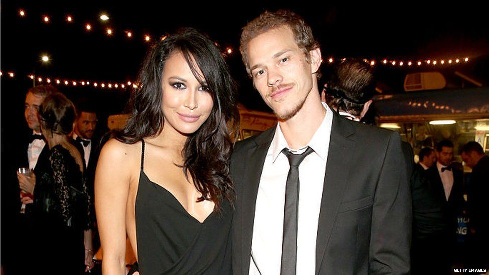 Naya Rivera from 'Glee' arrested for domestic battery on her husband