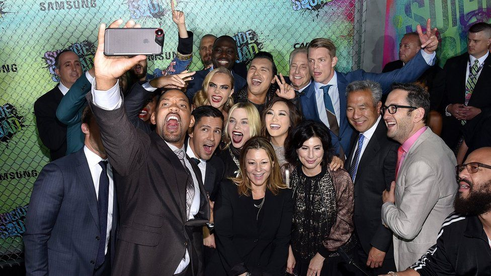 Cast and crew of Suicide Squad
