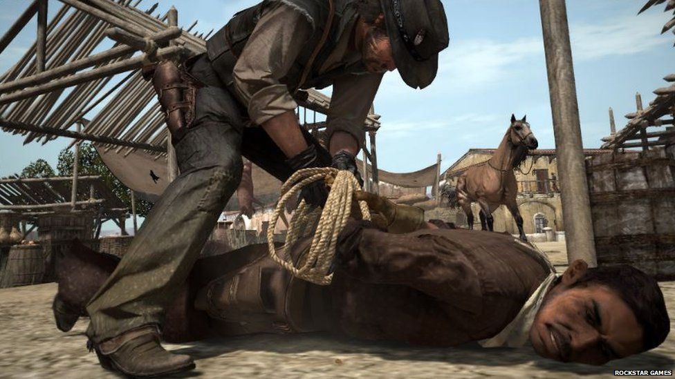 The open-world game is considered one of the best of the genre with a high metacritic score