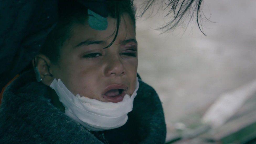 Missing Syrian boy, Azam