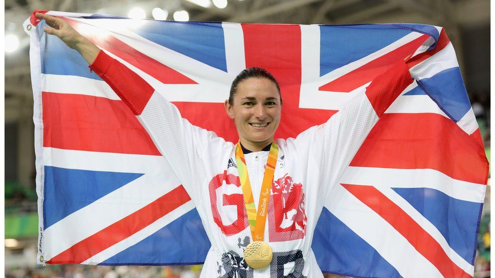 Jody Cundy strikes gold as ParalympicsGB take total to nine in Rio