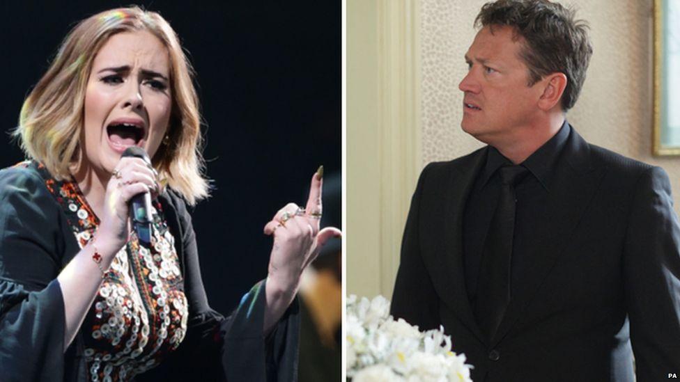 Adele / Ricky
