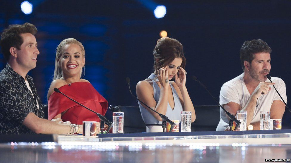 X Factor Judges Names The gallery for -->...