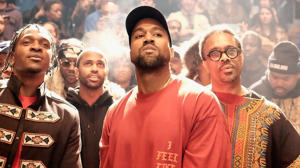 8ee2df64 The Life of Pablo: What happened at Kanye's album launch - BBC Newsbeat
