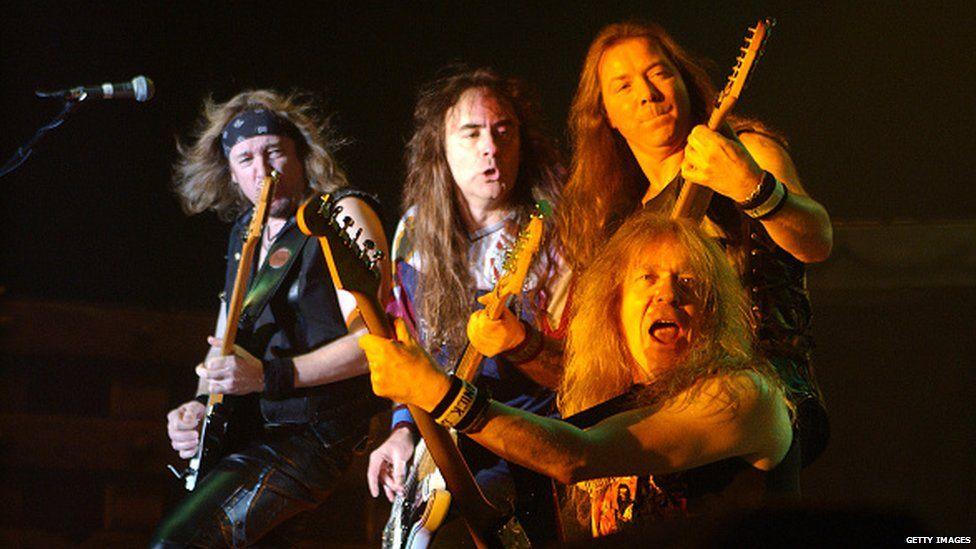 Iron Maiden to headline Download Festival at Donington Park