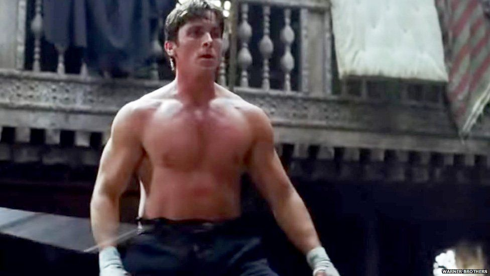 Christian Bale's weight loss for The Fighter