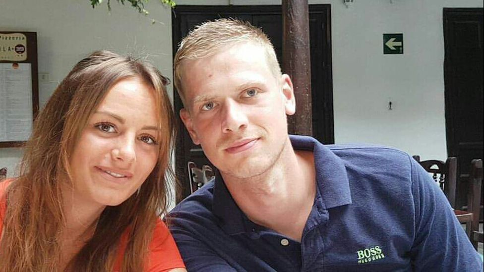 Bethany and Matt