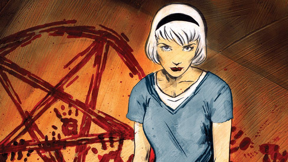 'Dark' version of Sabrina the Teenage Witch planned by television network CW