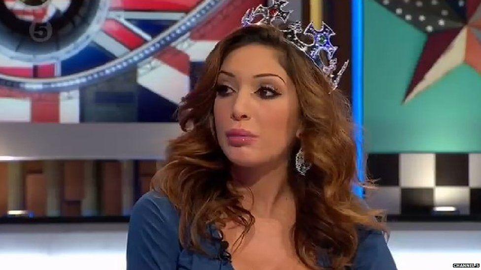 Farrah Abraham Escorted Out Of Celebrity Big Brother UK ...