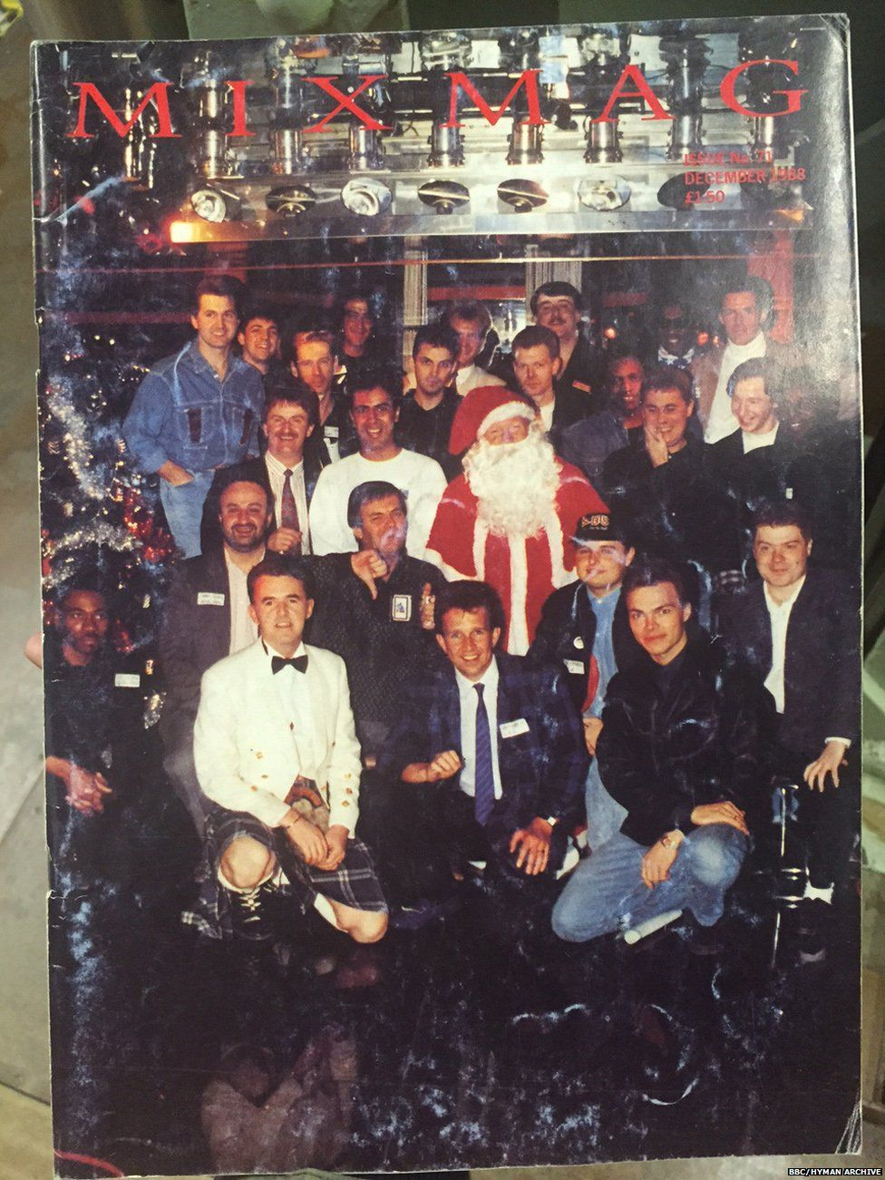 The best magazine covers of christmas past bbc newsbeat for 1988 dance hits