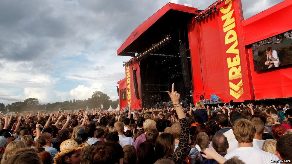 Picture of Reading festival