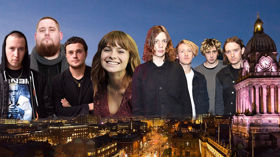 Rag'n'Bone Man, Slaves, Gabrielle Aplin and VANT are all performing at Live At Leeds