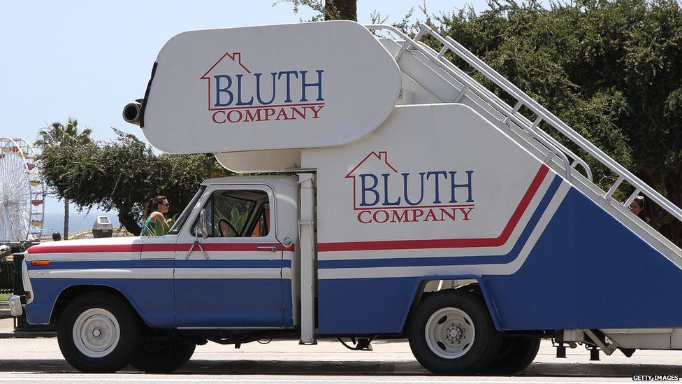 The car from Arrested Development