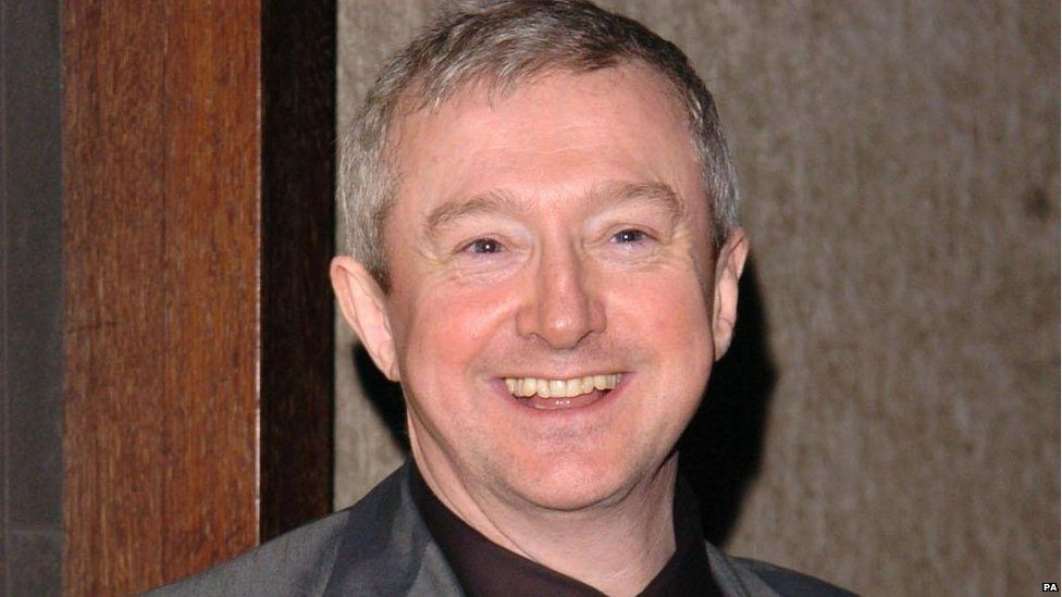 Louis Walsh reprises his role on the panel