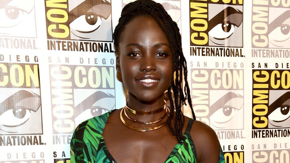 Lupita Nyong'o went incognito at Comic-Con and no one even knew