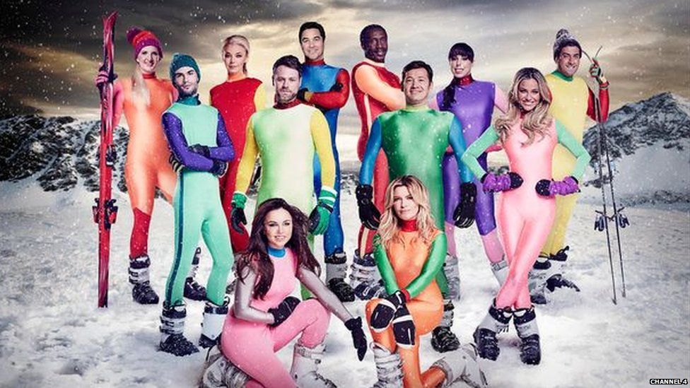 The Jump 2016 contestants