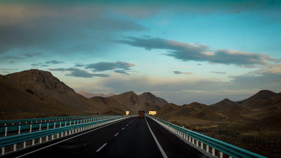 дорогою до Китаю