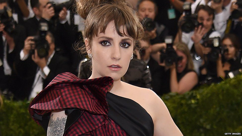 Lena Dunham had the flawless response to this magazine's 'diet tips'