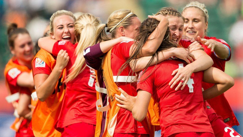 f2338af56db Swedish women s football team swaps names for inspirational messages ...