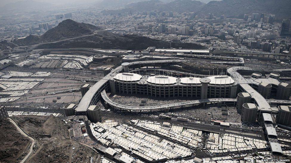 Hajj landscape