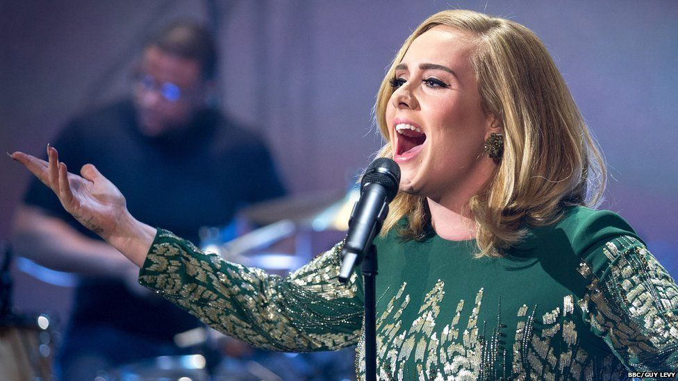 Adele Denies She's A Recluse As Fans Await New Album And