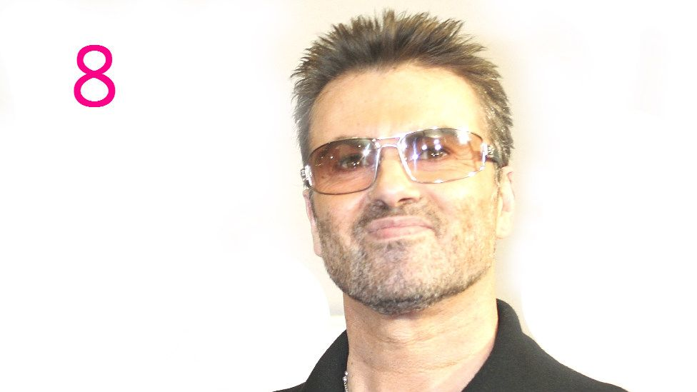 The legend that is George Michael