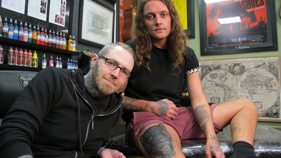 The Tattoo Fixers Cover Up Row That Wont Go Away Bbc Newsbeat