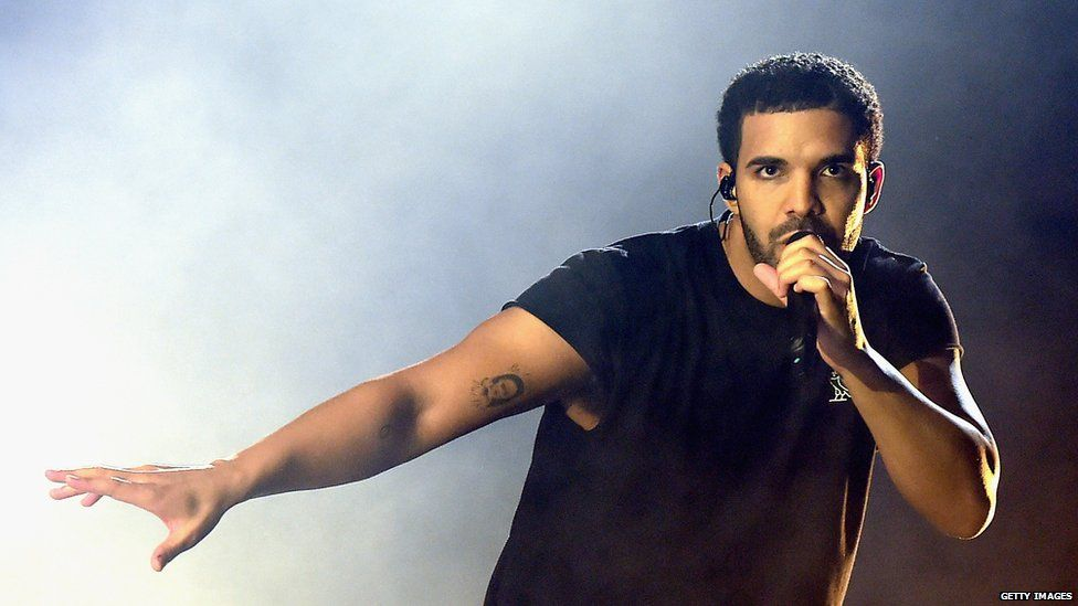 Drake was 2016's most Shazamed artist overall