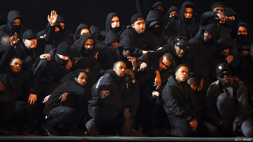 Kanye West and grime artists
