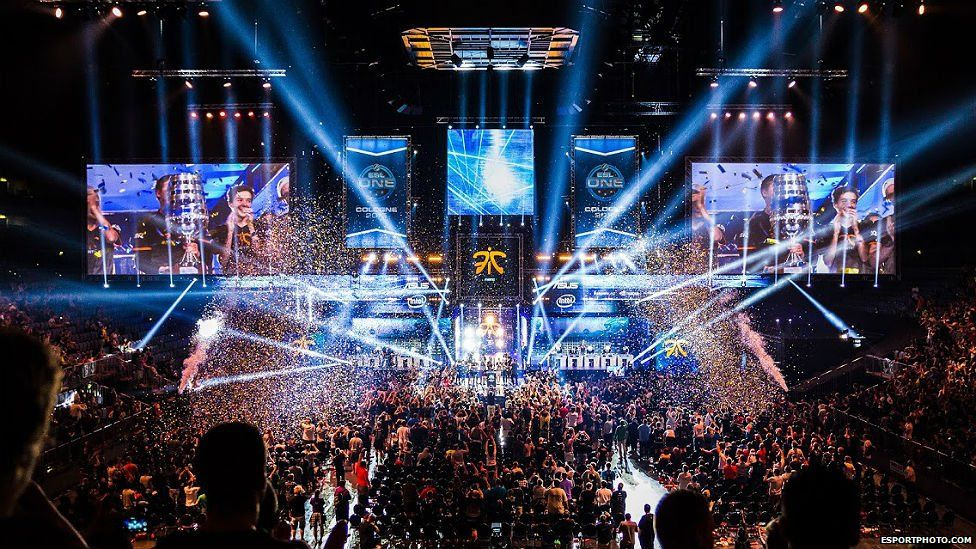 Thousands watch ESL events across the world