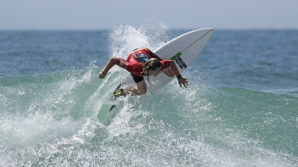 A young surfer is in a coma after bull shark attack in