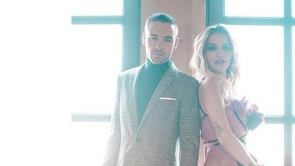 Liam Payne and Rita Ora