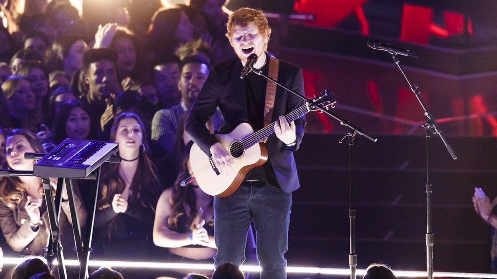 Ed Sheeran gives 'No Scrubs' writers credit on 'Shape Of You'