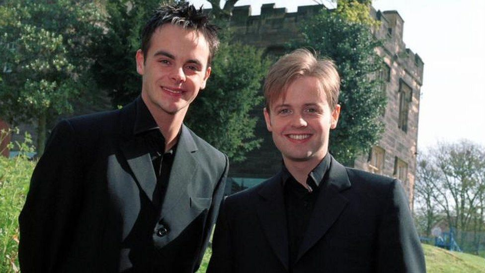 Byker Grove with Ant McPartlin and Declan Donnelly