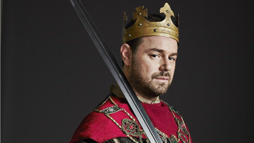 Danny Dyer is officially related to royalty