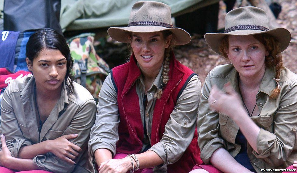 Rebekah Vardy reveals on I'm A Celebrity... that she 'tried to kill herself' as a teen