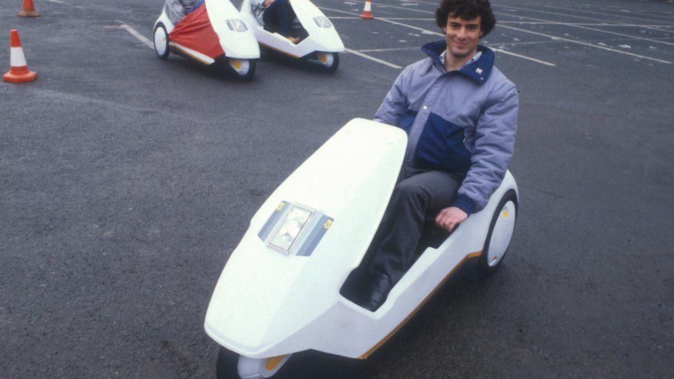 C5 Segway, 1985