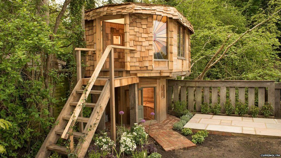 the shed of the year competition includes non sheds for the first